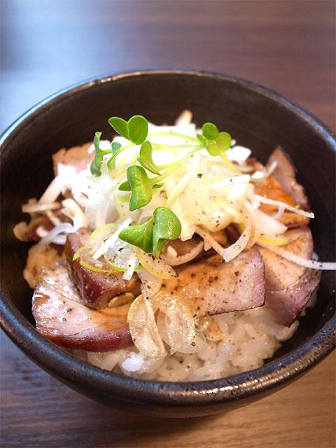 150514紫陽花-炙り肉飯
