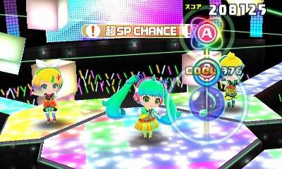9 初音ミク Project mirai でらっくす リズムゲーム