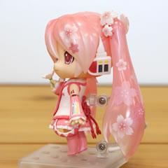 「ねんどろいど 桜ミク Bloomed in Japan」サンプルレビュー (3