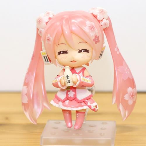 「ねんどろいど 桜ミク Bloomed in Japan」サンプルレビュー (5