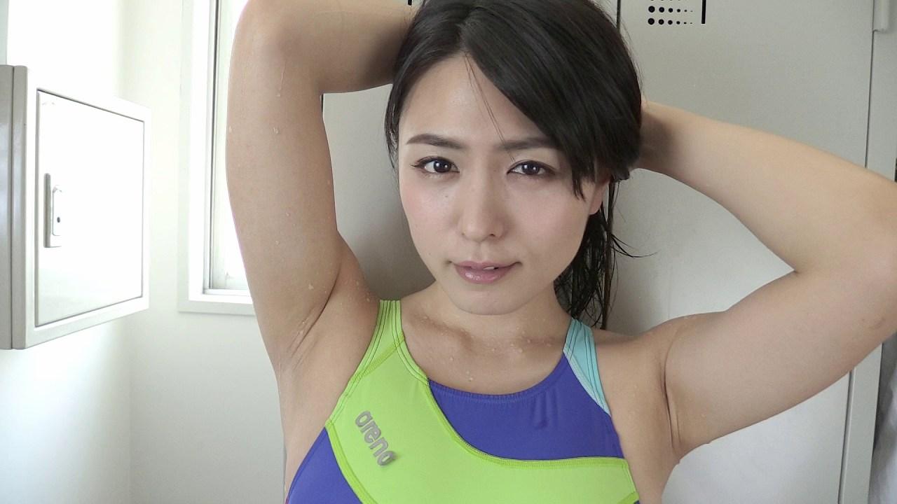 川村ゆきえDVD、ワキがセクシーなキャプチャ画像