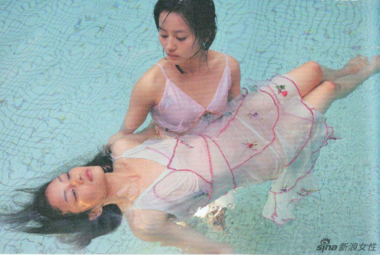 堀北真希と黒木メイサの写真集画像