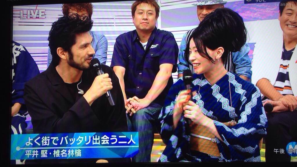 2015年7月31日にMステに出演した椎名林檎