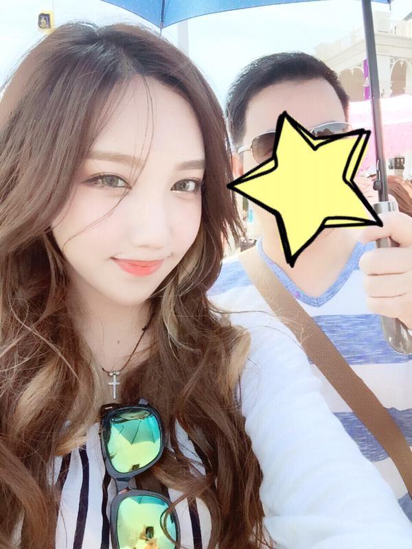 韓流アイドルみたいな顔になったざわちん