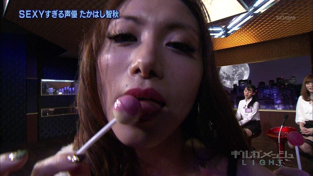 「ギルガメッシュLIGHT」に出演したたかはし智秋
