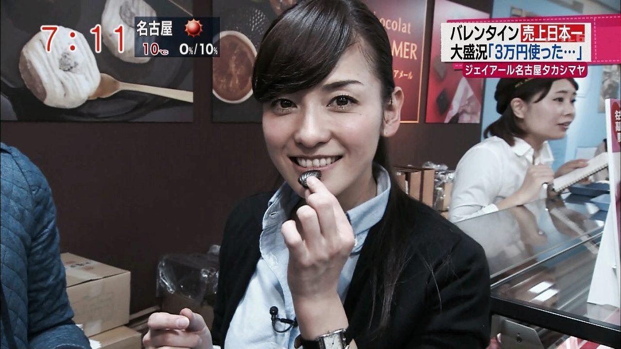名古屋テレビ(メ~テレ)の鈴木しおりアナ