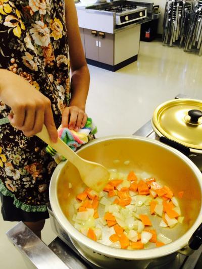 2015.8.18子供料理教室