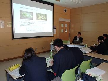 江戸東京野菜について学ぶ