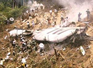日航123便墜落事故