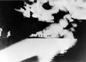 第一次ソロモン海戦
