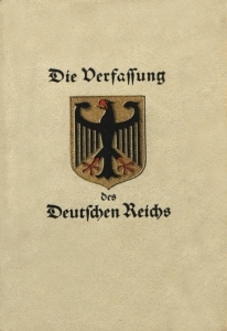 ワイマール憲法