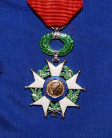レジオンドヌール勲章