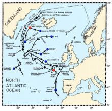 デンマーク海峡開戦