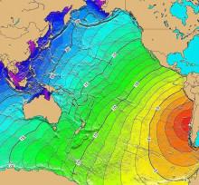 チリ地震津波