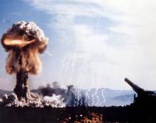 核砲弾実験