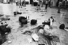 テルアビブ空港乱射事件