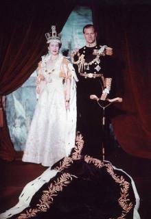エリザベス2世戴冠