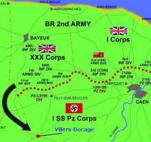 ヴィレル・ボカージュの戦い