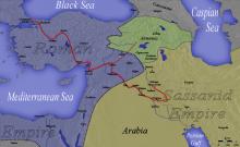 ユリアヌスのペルシア遠征