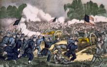 ゲッティスバーグの戦い