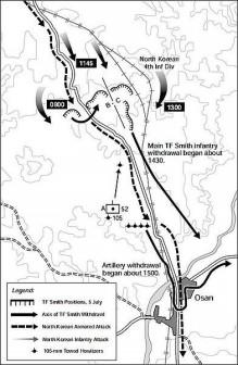 Battle of Osan