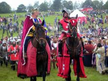 グルンヴァルト歴史祭り