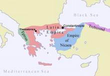 ラテン帝国 ニケイア帝国