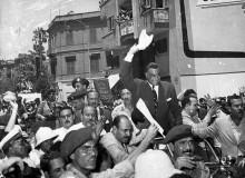 スエズ運河国有化宣言