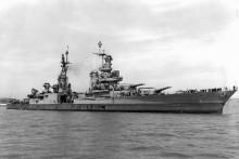 巡洋艦インディアナポリス