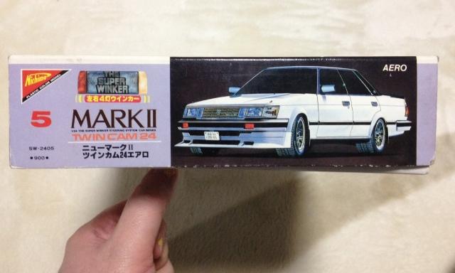 ニチモ GX71 マークⅡ ツインカム エアロ