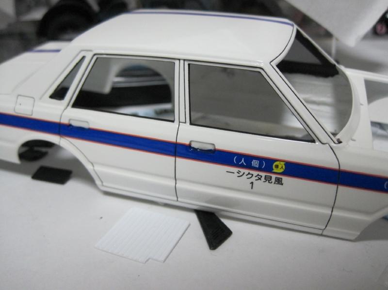 アオシマ 430 スタンダード タクシー