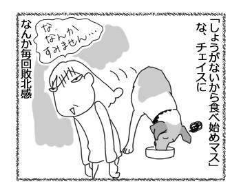 羊の国のラブラドール絵日記シニア!!「クイズ!謎のコマンド」4