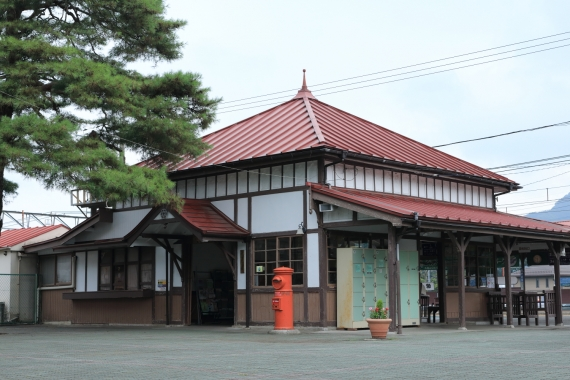 長瀞駅ーS
