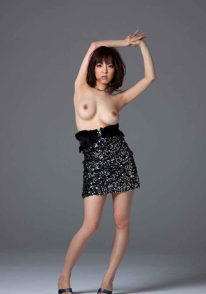 ましろ杏 爆乳 ヌード 画像 5