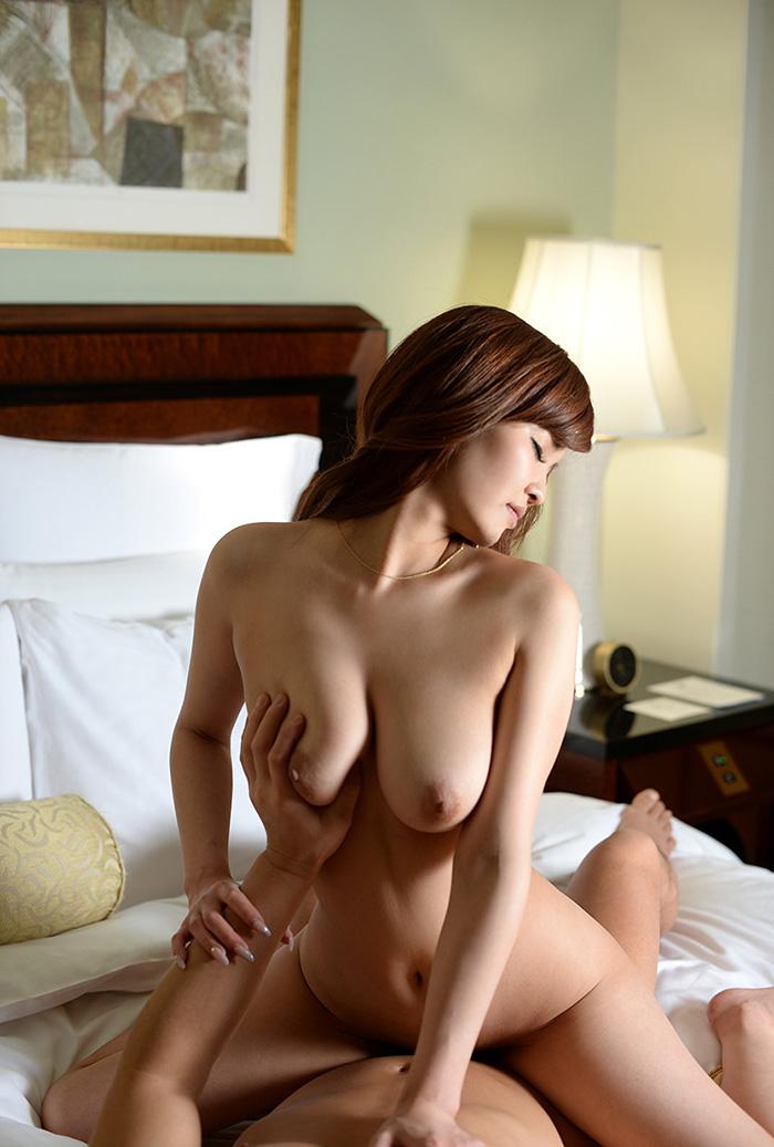 騎乗位 セックス画像 59