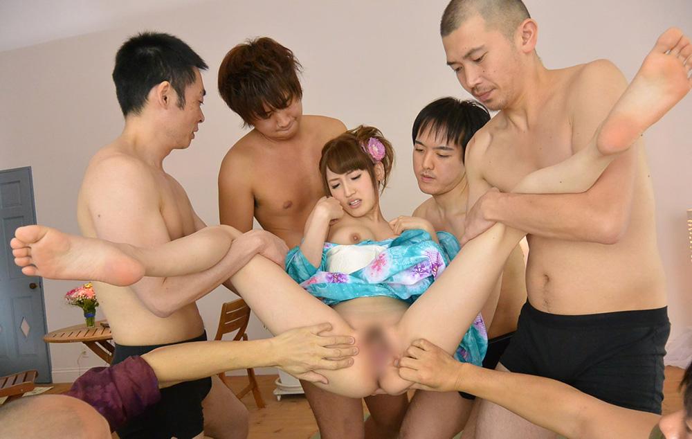 愛沢かりん 無修正 AV 画像 5
