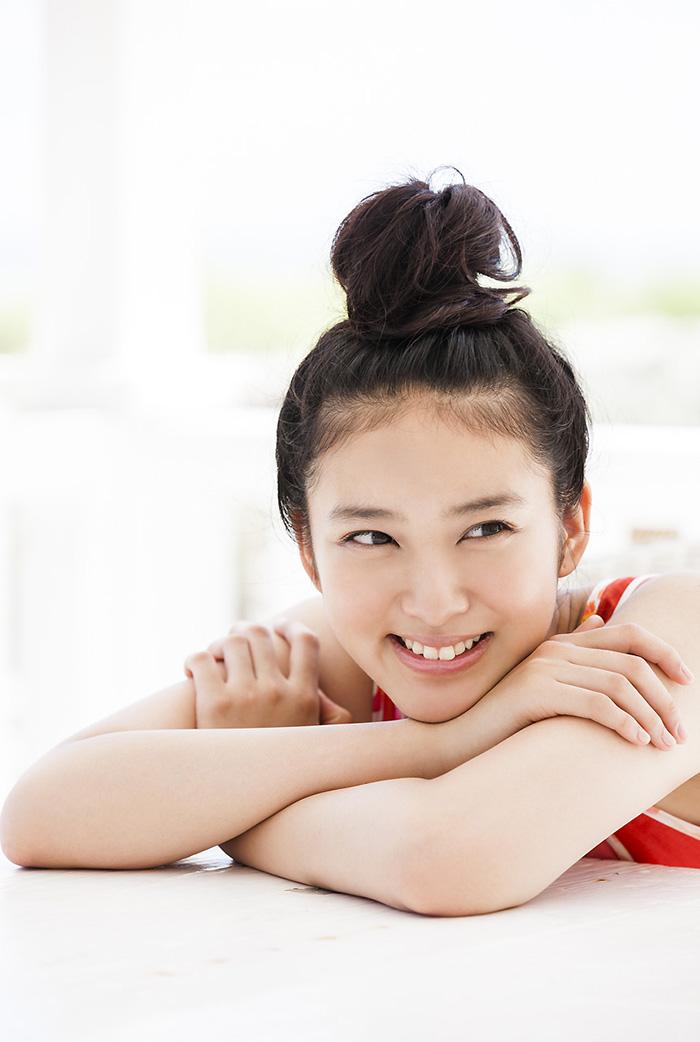 可愛い女の子 ハニカミ画像 22