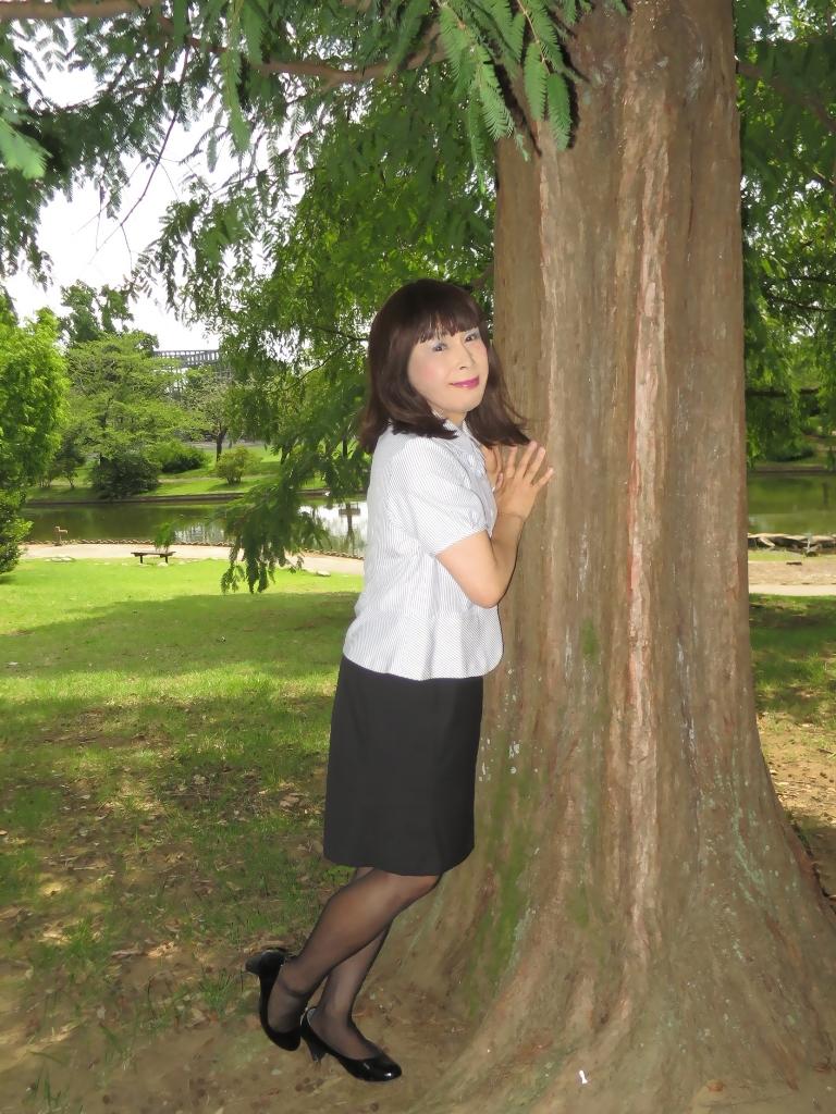 夏のOL服A(5)