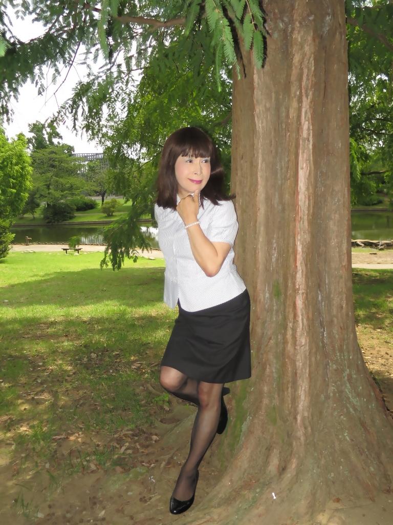 夏のOL服A(6)
