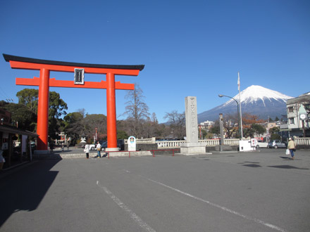 富士山本宮浅間大社
