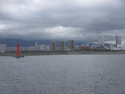 神戸港クルージンブ