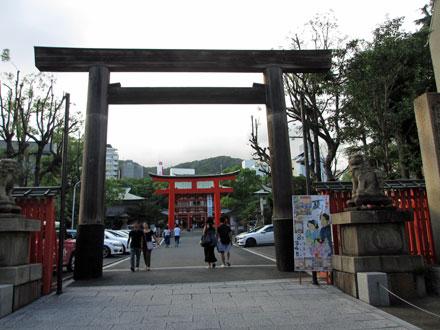神戸三宮散歩