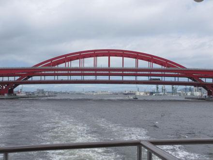 神戸港クルージング