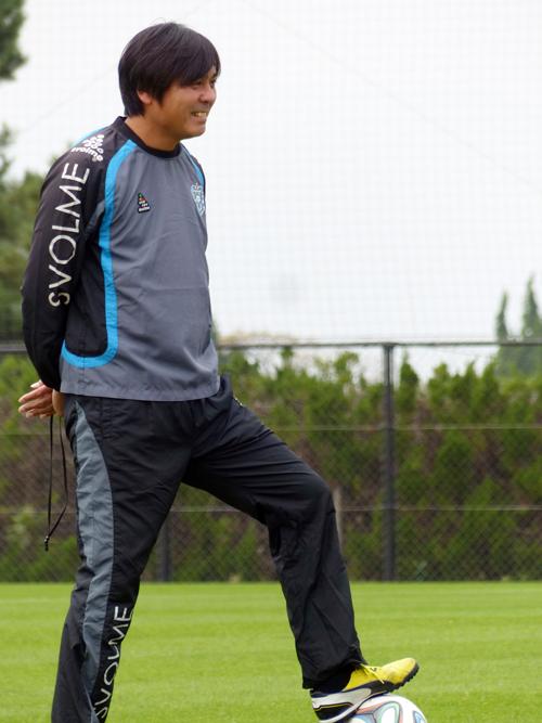 20141109吉田コーチ