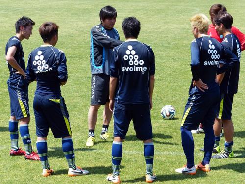 20140512吉田コーチ