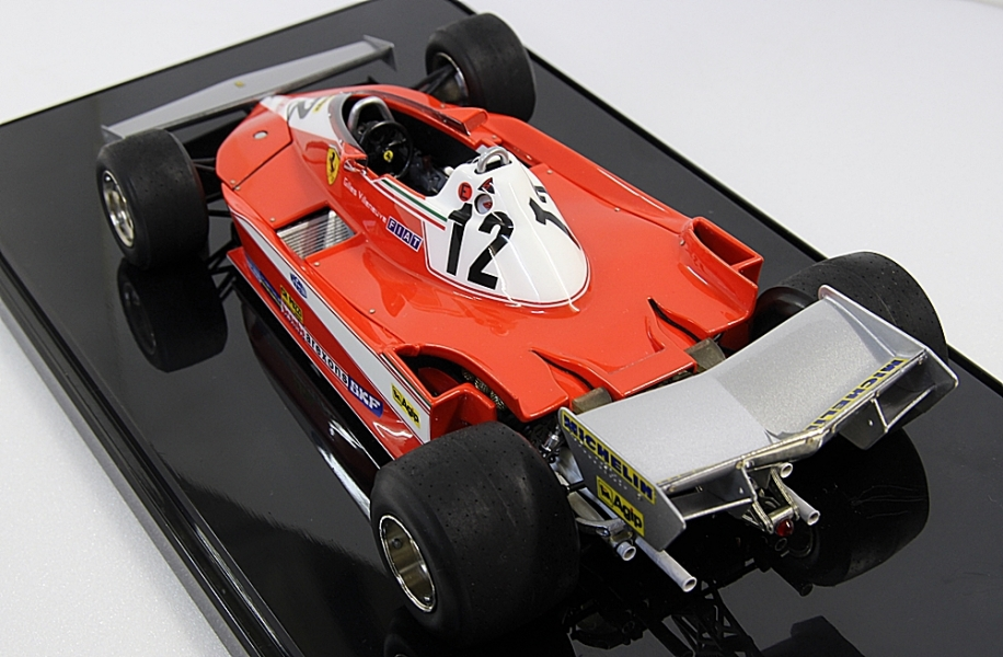 フェラーリ 312T3-17