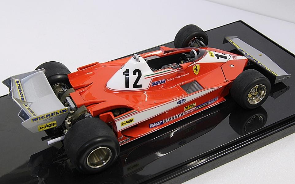 フェラーリ 312T3-16