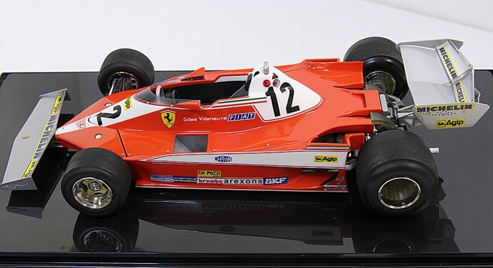 フェラーリ 312T3-18