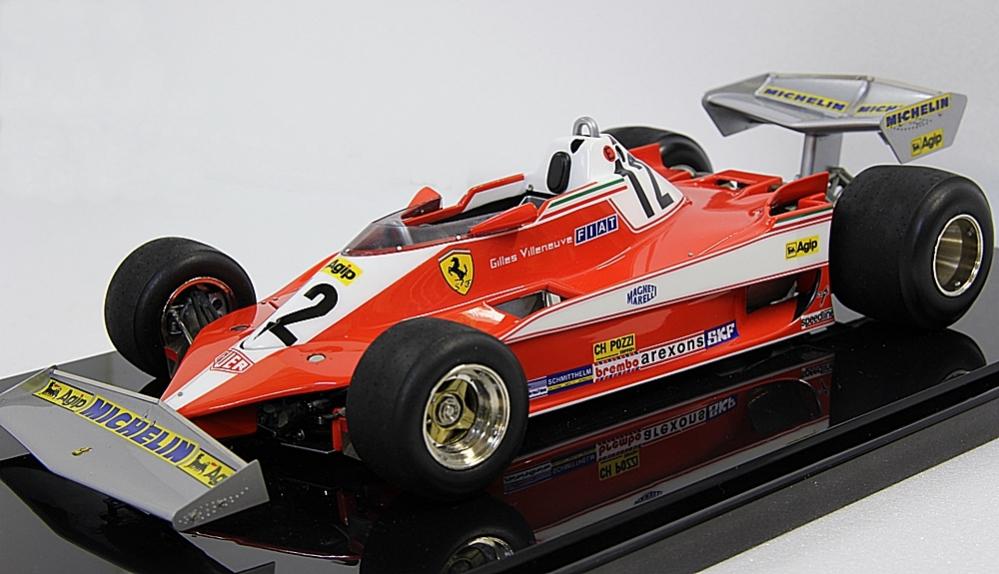 フェラーリ 312T3-19