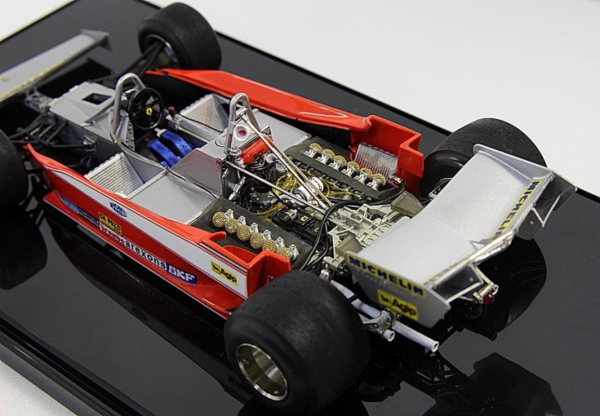 フェラーリ 312T3-5